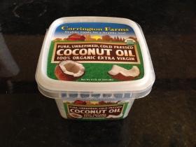 Coconut Oil $7-$10