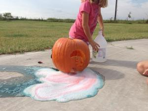 Make a Pumpkin Puke Experiment