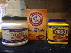 Main Deodorant Ingredients