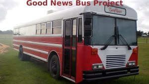 A Skoolie Conversion http://www.goodnewsbus.com/