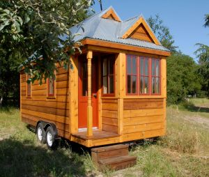 A Tiny House on Wheels http://tinyhouseblog.com/stick-built/fencl-finale/